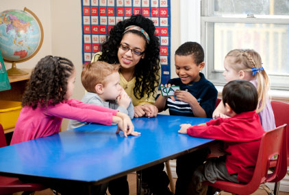Private Pre-K Classes at the The Harvest Child and Day Care School in Stone Mountain Georgia